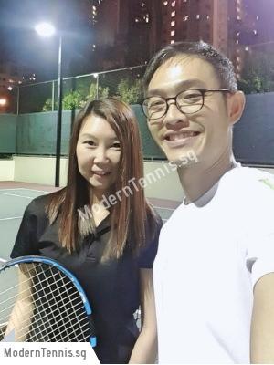 Adult Modern Tennis
