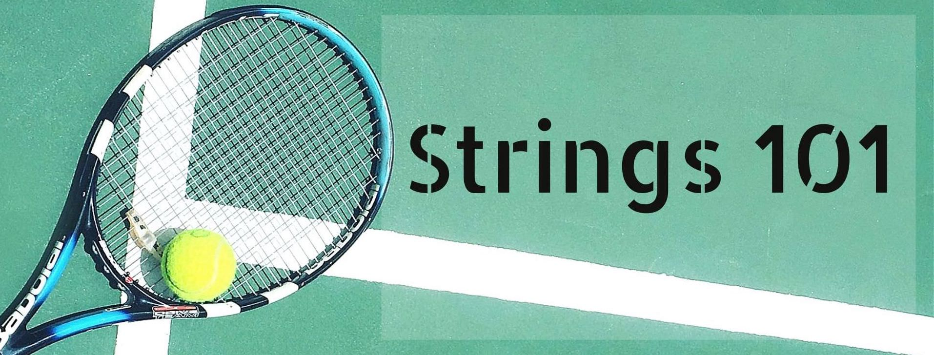 Strings Guide 101