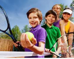 Group Kids Tennis Lesson