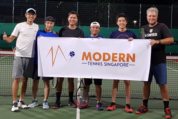 Modern Tennis Singapore Coaches