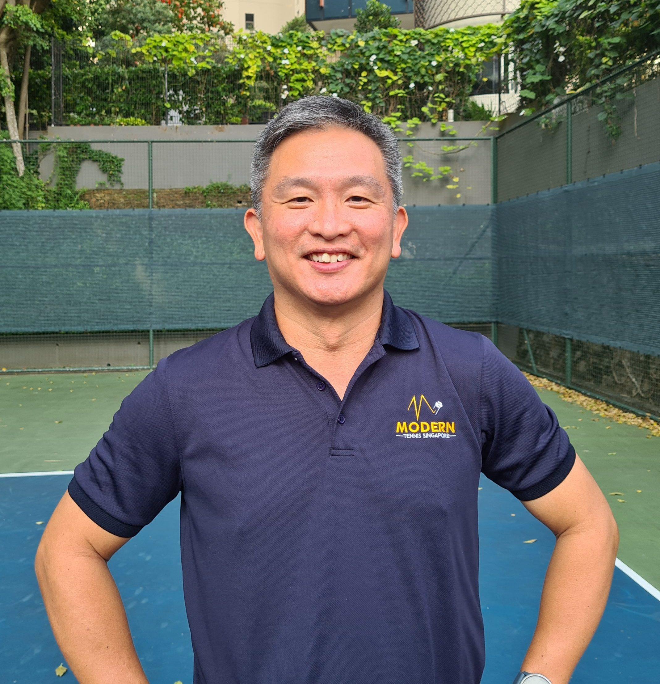 Coach Henry Modern Tennis Singapore