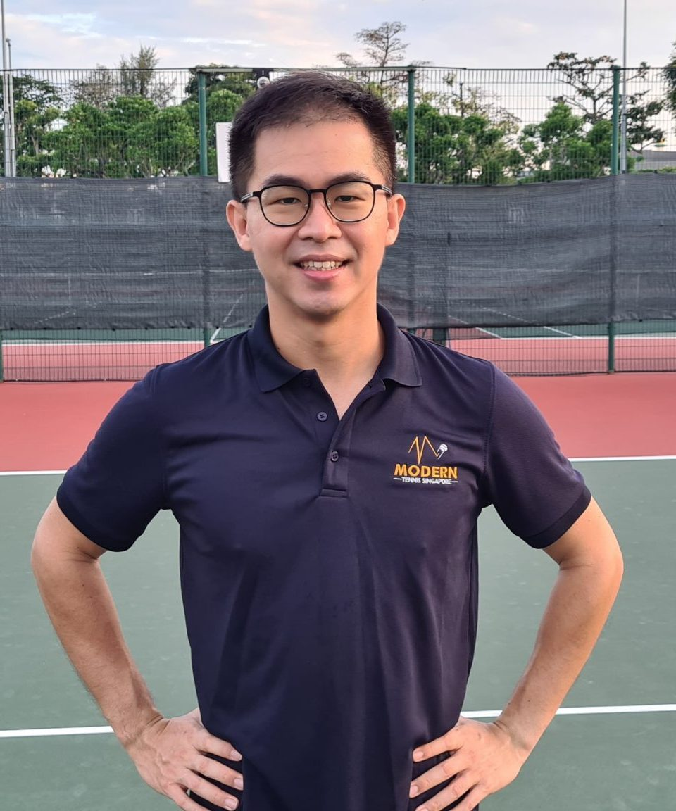 Coach PS Modern Tennis Singapore